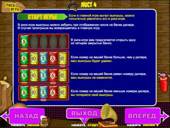 Игровые автоматы garage онлайн