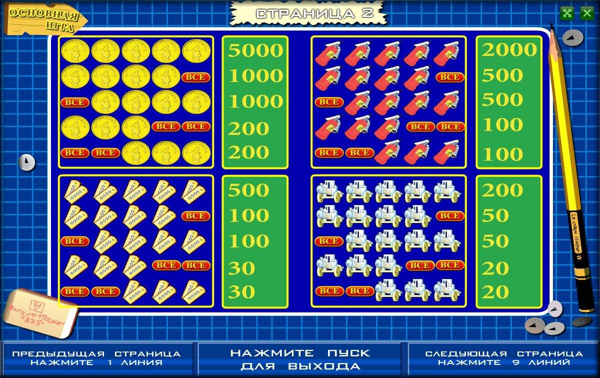 игровой аппарат резидент играть бесплатно